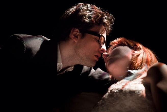 lo splendore - Riccardo Spagnulo e Licia Lanera
