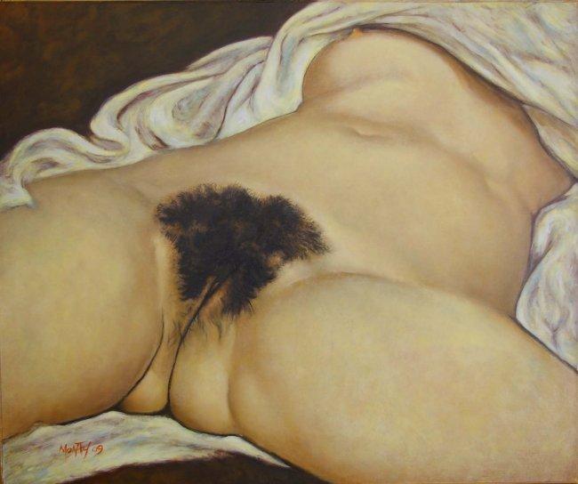 Gustave Courbet, Origine du monde (1866)