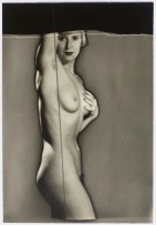 Susy Solidor fotografata da Man Ray