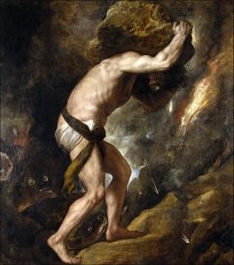 Tiziano, SIsifo (1548/49)