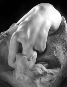 Auguste Rodin, Danaïd (1889)